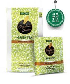 Ispahani Blender's Choice Green Tea (25pcs)