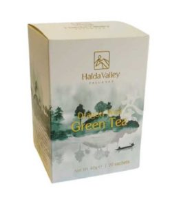 Halda Valley Dragon Well Green Tea (40gm)