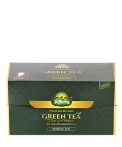 Jafflong Green Tea Bag in Bag (100gm)