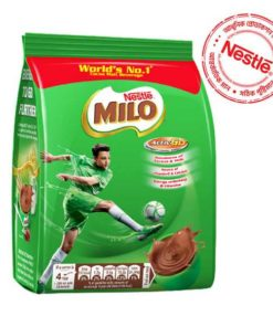 Nestle Milo Activ-Go (Chocolate Flavored) Powder Drink Pouch (250gm)
