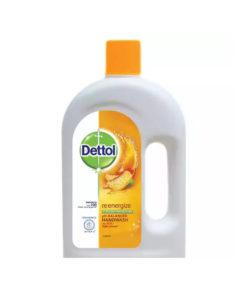 Dettol Handwash Re-energize Liquid Soap Refill (750ml)