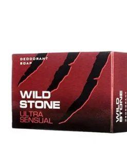 Wild Stone Ultra Sensual Soap (125gm)