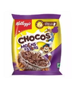 Kellogg's Chocos Chocolate Breakfast Cereal Moons & Stars (26gm)