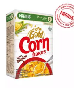 Nestlé Corn Flakes Breakfast Cereal Box (275gm)