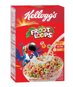 Kellogg's Froot Loops (300gm)