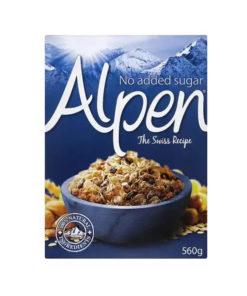 Alpen Blue No Sugar (560gm)