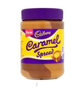 Cadbury Cream Spread Caramel (400gm)