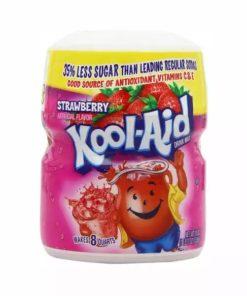 Kool Aid Strawberry Powder Drink (538gm)