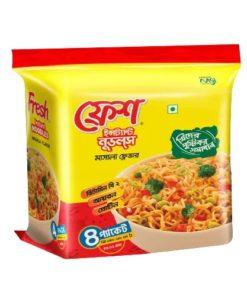 Fresh Instant Noodles 4 pcs (248gm)