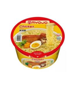 Myojo Instant Chicken Noodles (79gm)