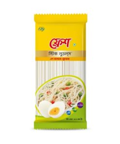 Fresh Stick Noodles Egg Masala (180gm)