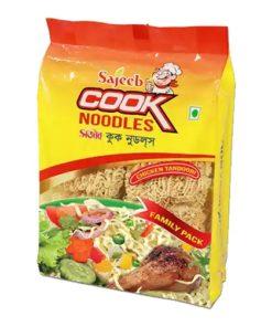Sajeeb Cook Noodles Masala (8pcs)