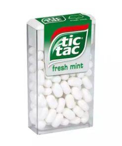 Tic Tac Mint Flavored Mouth Freshener (7.2gm)