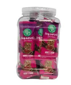 Hashi Khushi Teddy Bear (8 gm x 30 pcs) 1 Box