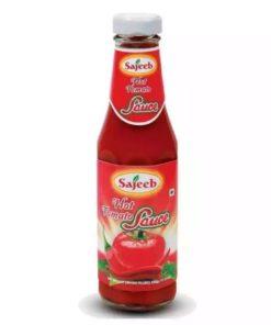 Sajeeb Hot Tomato Sauce (340gm)