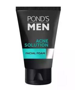 Ponds Men Facewash Acne Solution (50gm)