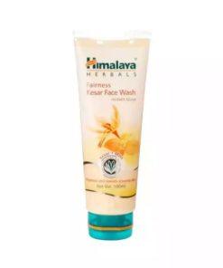 Himalaya Fairness Kesar Face Wash (100ml)