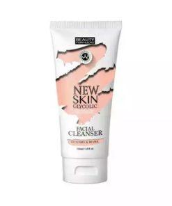 Beauty Formulas New Skin Glycolic Detoxify & Revive Facial Cleanser (150ml)