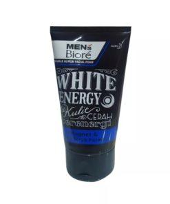Biore Men's White Energy Face Wash (100gm)