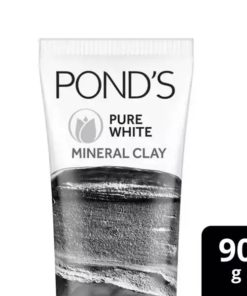 Ponds Pure White Clay Anti Face Wash (90gm)